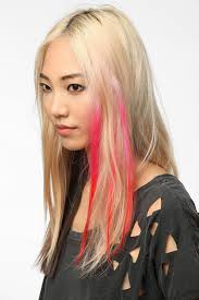 Colored Hair Extension by Best 20 Coloured Hair Extensions Ideas On Pinterest U2014no Signup