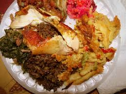 thanksgiving traditional americaning dinner haitian style