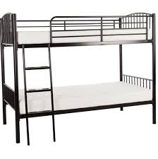 Tall Bed Risers Twin Loft Bed Frame Abby Twin Over Twin Bunk Bed Amazoncom