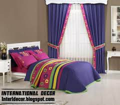 Curtain And Duvet Sets Interior Design 2014 Stylish Kids Room Curtains With Duvet Sets