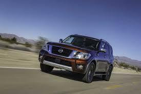 nissan armada 2017 for sale 2017 nissan armada unveiled with 8 500 pound towing capacity