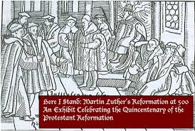 luther s here i stand martin luther s reformation at 500 abilene