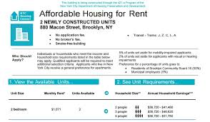 Two Bedroom Apartments For Rent Cheap Everything You Need To Know About Affordable Housing Applying