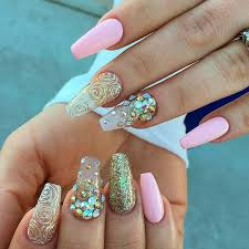 brilliant long nail designs to try naildesignsjournal com
