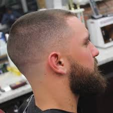 hairstyles for men with horseu hair lines shaved sides hairstyles for men haircuts full beard and hair cuts