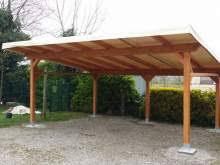 prezzi tettoie in legno per esterni tettoia auto arredamento mobili e accessori per la casa