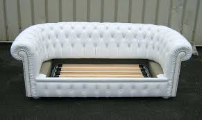 canap chesterfield 3 places canape chesterfield cuir blanc convertible 3 places fair t info