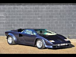retro ferrari it u0027s not a classic f1 car but no12 lamborghini countach