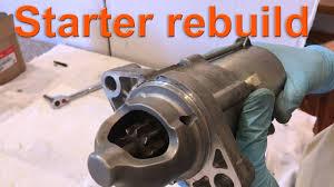 where is the starter on a 2006 honda civic 2006 honda accord starter rebuild
