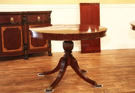 Oval Dining Table With Leaves Round To Oval Dining Tables High End Dining Tables