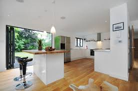 conversion of bungalow to two storey house hampshire bungalow