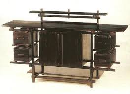 kitchen sideboard cabinet gerrit rietveld de stijl black painted sideboard cabinet n24 100