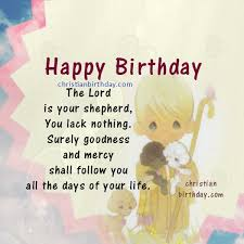 birthday nice christian card christian birthday