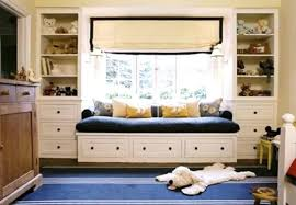 bench window seat built in with storage custom cushions cushion
