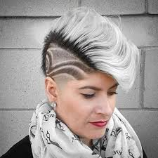 are side cut hairstyles still in fashion 2015 325 best stunning funky short haircut women images on pinterest