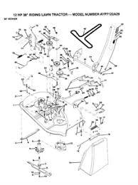 wiring diagram for yard machine riding lawn mower love wiring