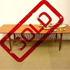 G Plan Coffee Table Teak - 1960 u0027s kofod larsen g plan teak coffee table