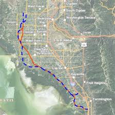 Washington Highway Map by Udot Continues Buying Land For Proposed West Davis Corridor Path