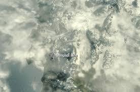 Solstheim Map Image Damphall Mine Map Png Elder Scrolls Fandom Powered By