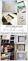 Guest Book Ideas 10 Creative Wedding Guest Book Ideas Shop Daily