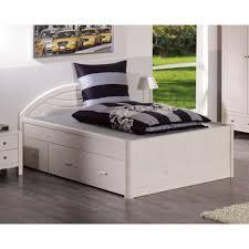 Schlafzimmer Komplett Bett 180x200 Bett Tina 180x200 Weiß Lackiert Dänisches Bettenlager