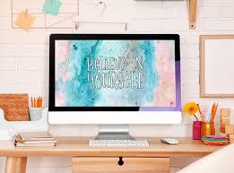 Computer Desk Wallpaper 4 Free Motivational Desktop Wallpapers Phone Wallpapers Fox