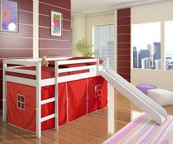 loft bed with slide u2013 game paradise in your own baby u0027s room