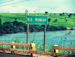 Monday River