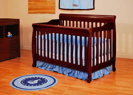 Baby Crib Convertible To Toddler Bed Afg 3 In 1 Crib W Guardrail