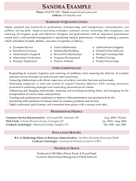 Results Based Resume Customer Service Manager Resume Resume Template And Professional