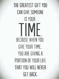 monday motivation the gift of time ella