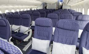 Boeing 787 Dreamliner Interior United Airlines To Operate Boeing 787 9 Dreamliner On All