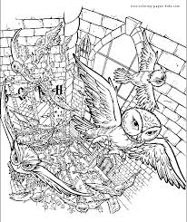 harry potter coloring pages coloring
