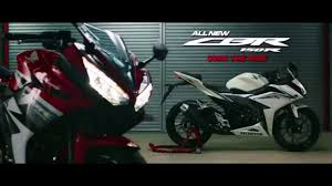 honda cbr latest model all new honda cbr150r 2017 tvc u0026 profile youtube