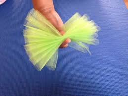 tulle hair bows how to make a tulle hair bow papermart