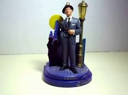 frank sinatra carlton cards ornament at