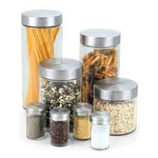 Kitchen Decorative Canisters by Decorative Canister Set Houzz