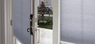Patio Doors Blinds Alternatives To Enclosed Door Blinds You Can Install Yourself