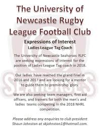 Seeking Newcastle Newcastle Womens League Tag Newcastle New South