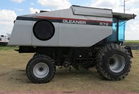 1999 gleaner r72 combine item a8589 sold august 28 ag e