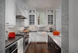 recycled glass backsplashes for kitchens lovely recycled glass backsplash with stained floor