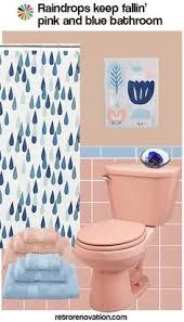 blue tile bathroom ideas 13 ideas to decorate a pink and blue tile bathroom vintage pink
