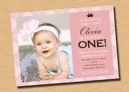 first birthday party invite iidaemilia com