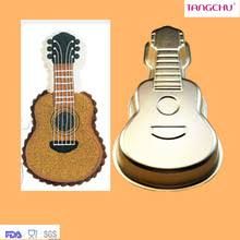 popular guitar cake pans buy cheap guitar cake pans lots from