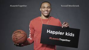 nba and wnba partner with leanin org to encourage men to support