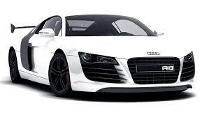 Audi R8 White - audi r8 white by drcodec on deviantart