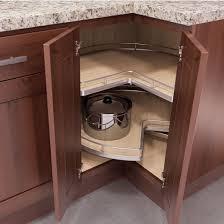 ikea lazy susan cabinet lazy susans kitchen storage organization the home depot susan