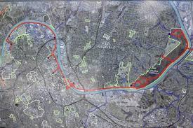 cumberland river map cumberland river greenway tennessee trails traillink com