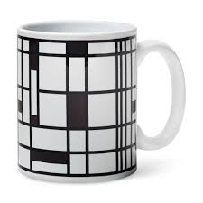 mondrian color changing mug moma design store