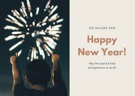 new year card design customize 214 new year card templates online canva